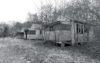 Shore Cottages   by Baldran