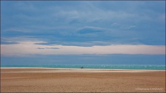 THE BEACH OF GRUISSAN
