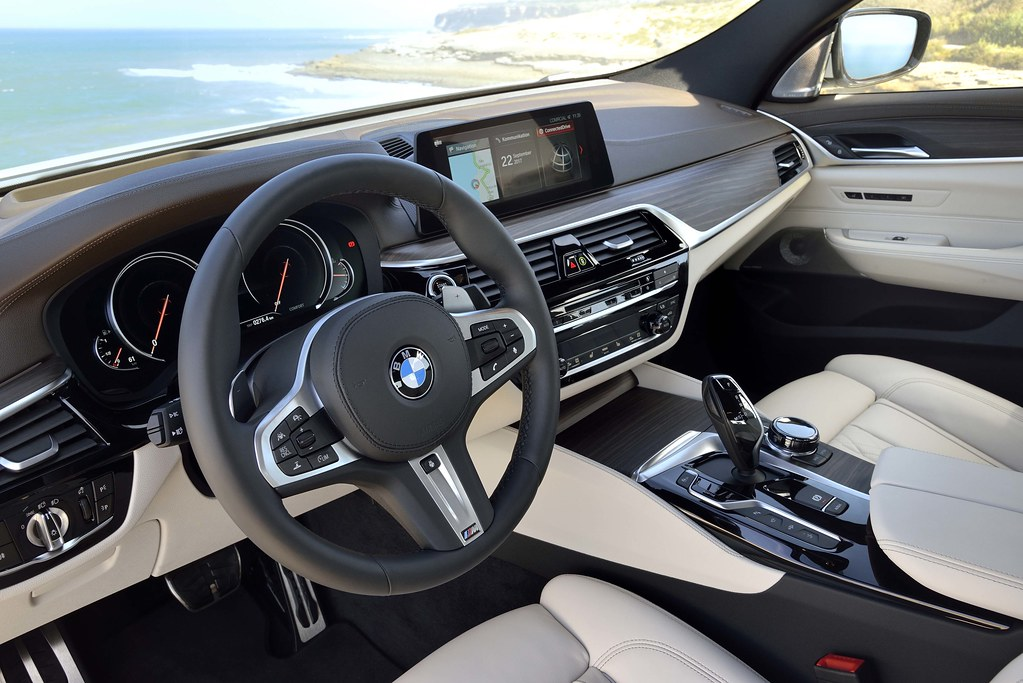 2018 Bmw 640i Xdrive Gran Turismo The All New Bmw 6 Series Flickr