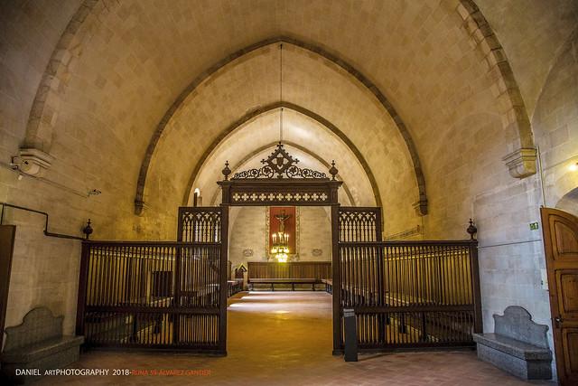 Capilla del Monasterio de Pedralbes,Barcelona