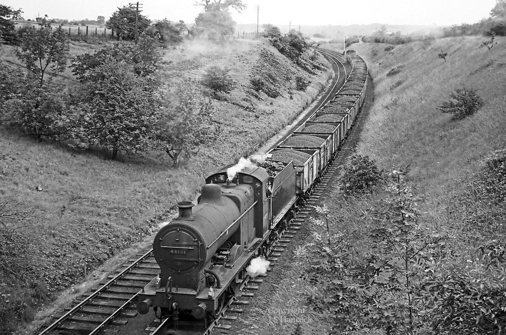 44191. Up Coal @ Whiteboro 1963.