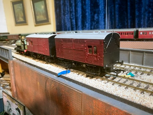 LNER and GWR Horse Boxes - 2 | by jeffrey.lynn