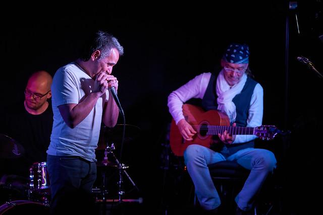 José Terán & Latinfusion Band im Gasthof Köll