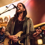 Tue, 06/03/2018 - 8:36pm - Producer, songwriter, guitarist Jonathan Wilson and his band perform for WFUV members at Electric Lady Studios in New York City. 3/6/18 Hosted by Rita Houston. Photo by Gus Philippas/WFUV