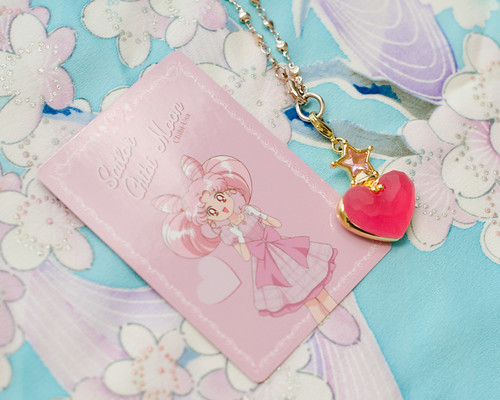 Pink Sugar Pâte de Fruit Bracelet / Bag Charm   by sweetmilktea ♥