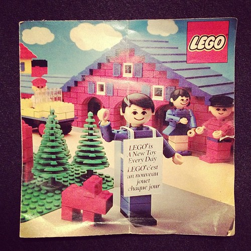 I've kept this for 35 years #legolivesforever #lego | by jon maltby