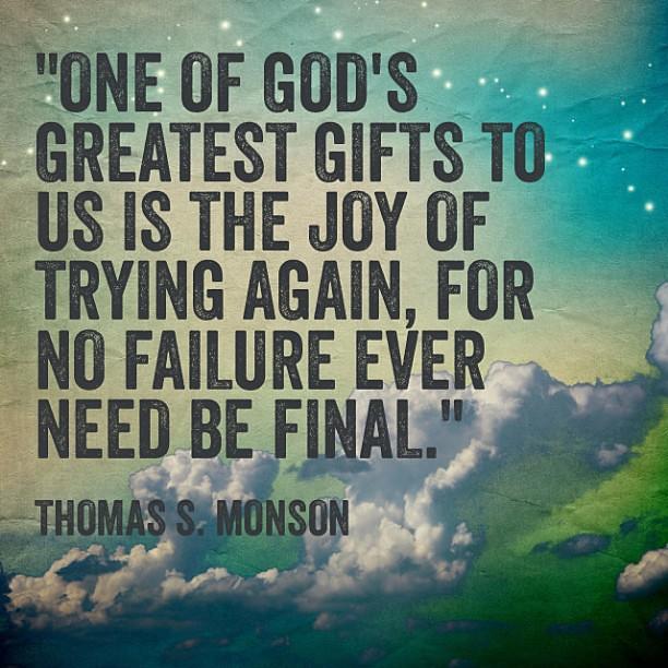Thomas S Monson Quotes 1