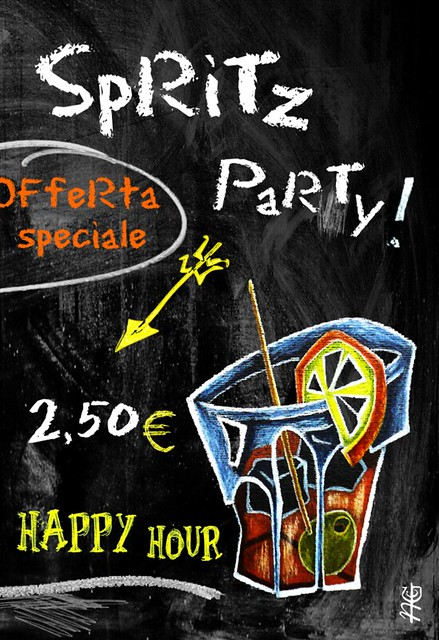 Spritz Party - Happy Hour Venice, Italy