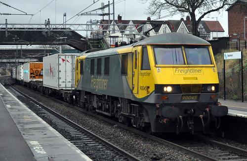 90045 Tilbury - Crewe Freightliner