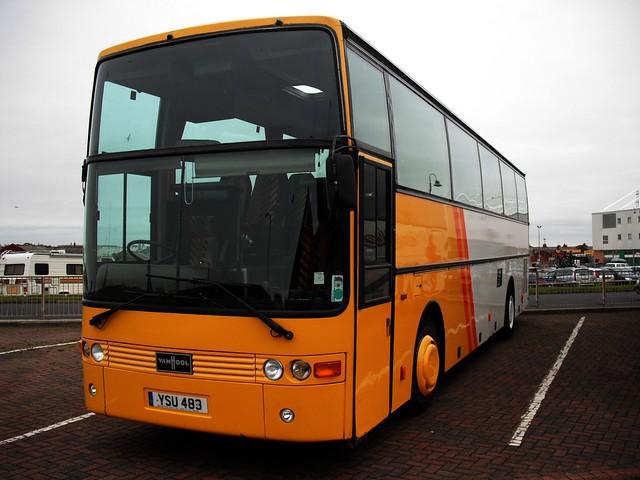 Plan Ahead Travel of North Wembley YSU483 ex WNR528X, 273HAT