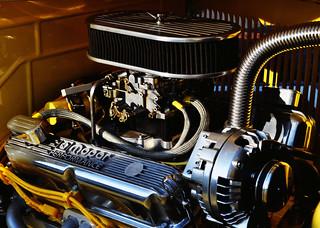 car engine | by Kat Bogart