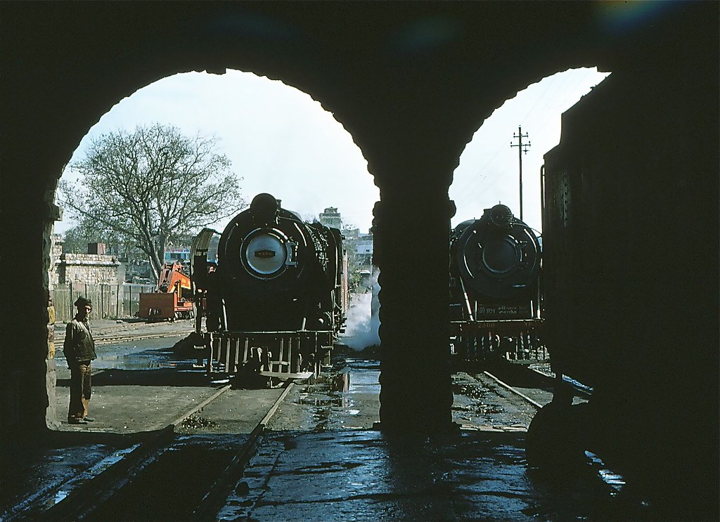65 Delhi Sarai Rohilla (MG) MPD 13 2 78 | George Woods | Flickr