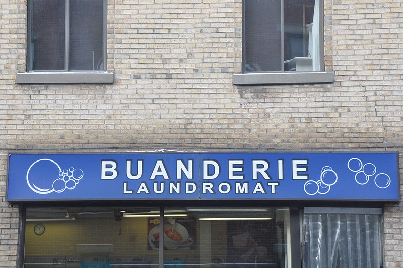 Buanderie Laundromat