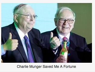 Buffet Munger