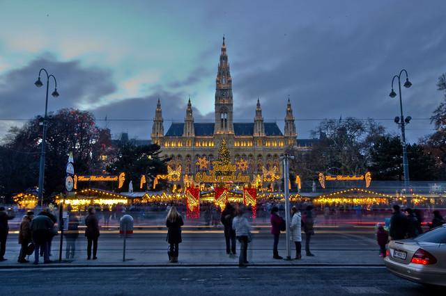 Pre-Christmas Vienna