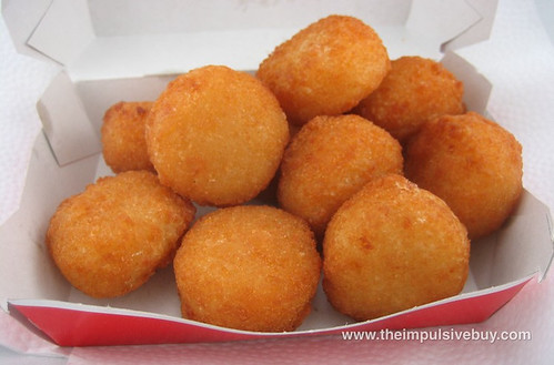 Burger King Cheesy Tots | by theimpulsivebuy