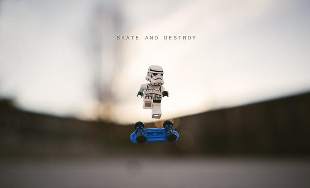 19/365 - Skate And Destroy