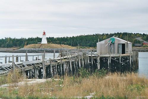 vacation lighthouse canada newengland newbrunswick mulholland lubec