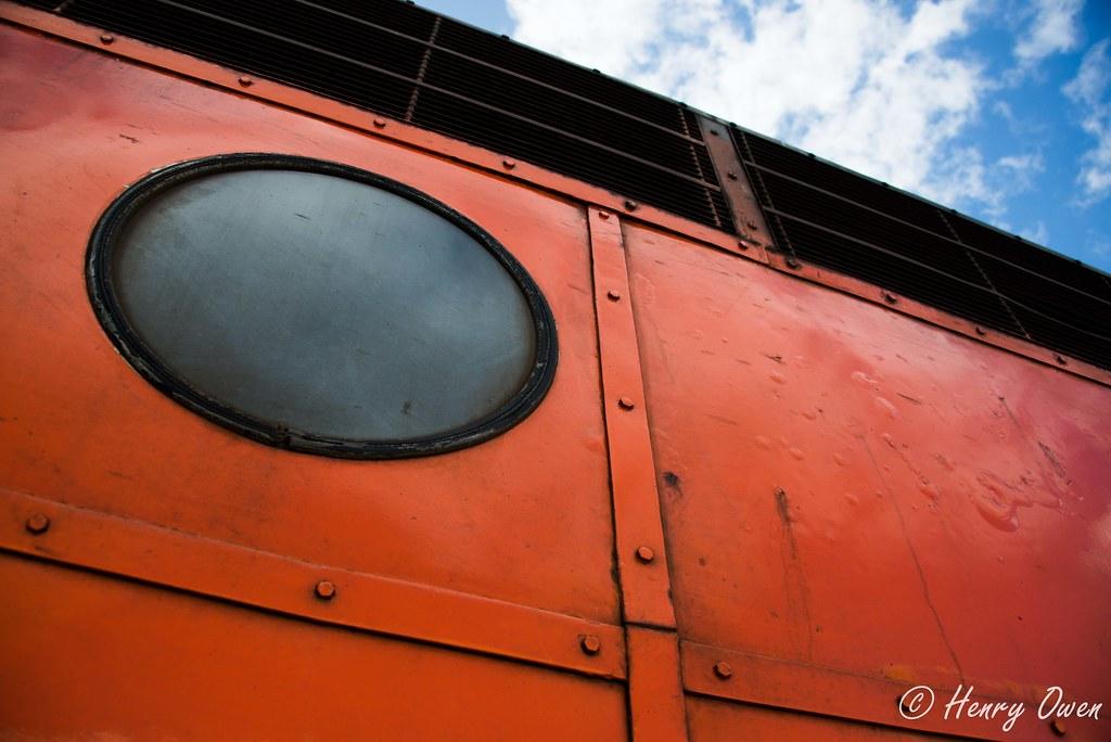 Porthole by Henry Owen