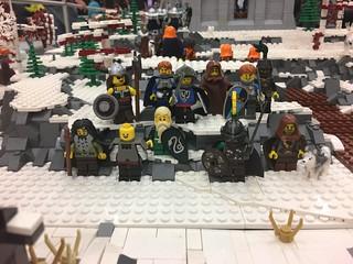 "BrickCon 2016 - Winter Layout - ""Havenhill Manor"" | by AK_Brickster"