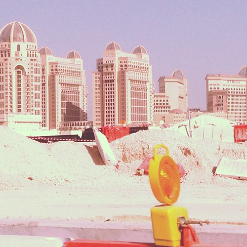 "doha development #qatar #architecture #arab #gcc #photography | by ""guerrilla"" strategy"