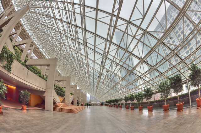 Vancouver Courthouse Interior