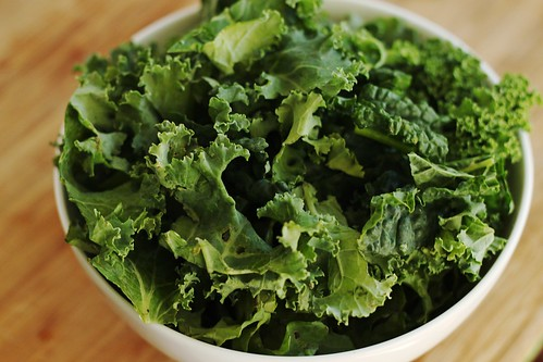 bowl of kale   by Stacy Spensley