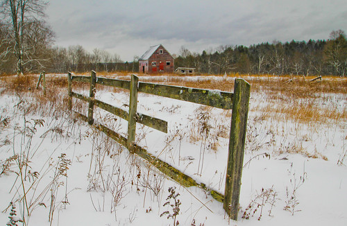 winter snow abandoned field barn fence landscape odc hff whatatrip tamron1024mmlens