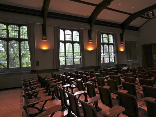 McCosh lecture hall | by Ray Sawhill