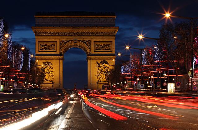 Champs-Élysées / Arc de Triomphe
