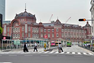 東京駅丸の内駅舎 (Tokyo Station Marunouchi Building) | by Dakiny