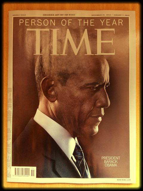 Person of the Year by Time Magazine