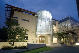 Seaver Biology Laboratory, built in 2004