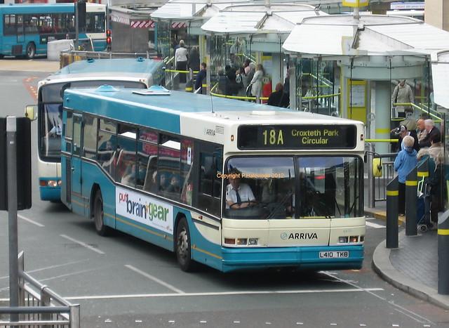Arriva Merseyside 6410 (L410TKB)