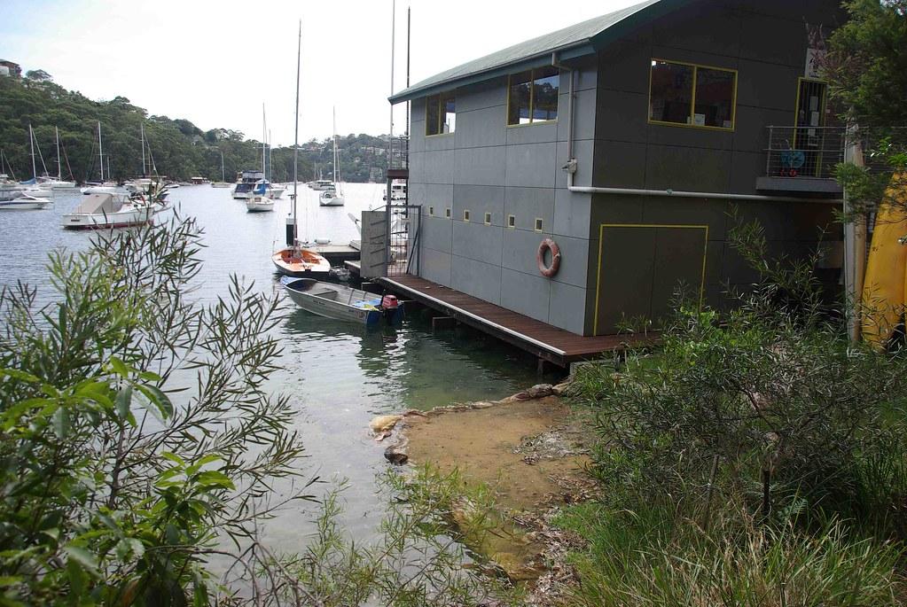 Castlecrag Marina and Sea Scouts 9.35am Mandy Wilson
