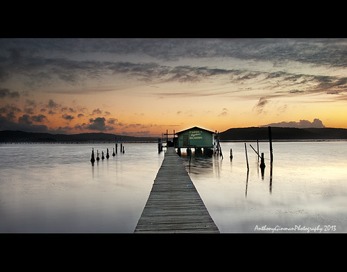 sunrise jetty woywoy brisbanewaters olympuse620 paddysoystershed