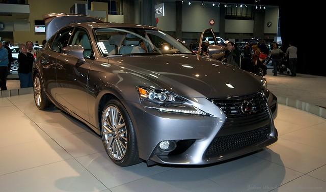 2013 Washington Auto Show - Lower Concourse - Lexus 13