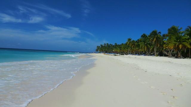 Dominican-Republic - Island of Saona - wonderful dream beach