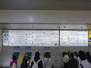 JR Ofuna Station   by Kzaral