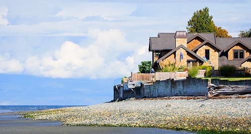 ocean coast house