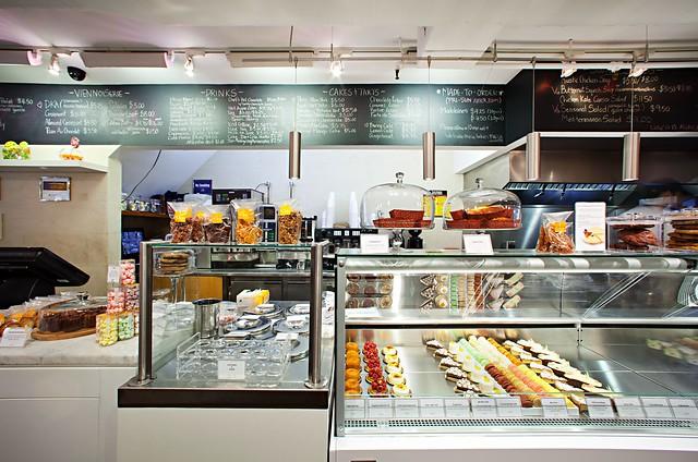 Dominique Ansel Bakery (Soho) - Pastry Case