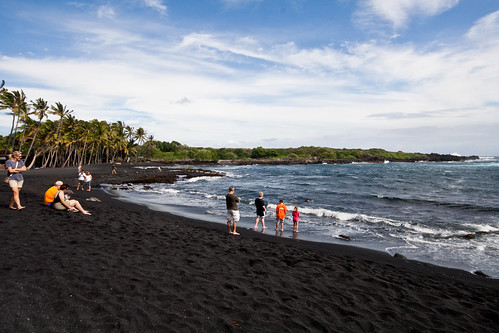 Black Sand Beach | by EDubya