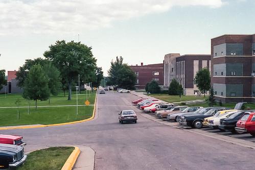 SDSM&T Campus - September 1982