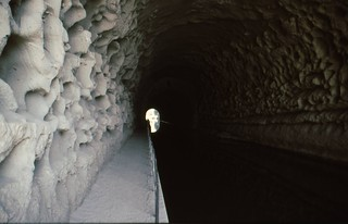 Tunnel de Malpas - Canal du Midi - Nissan-lez-Enserune {2003}