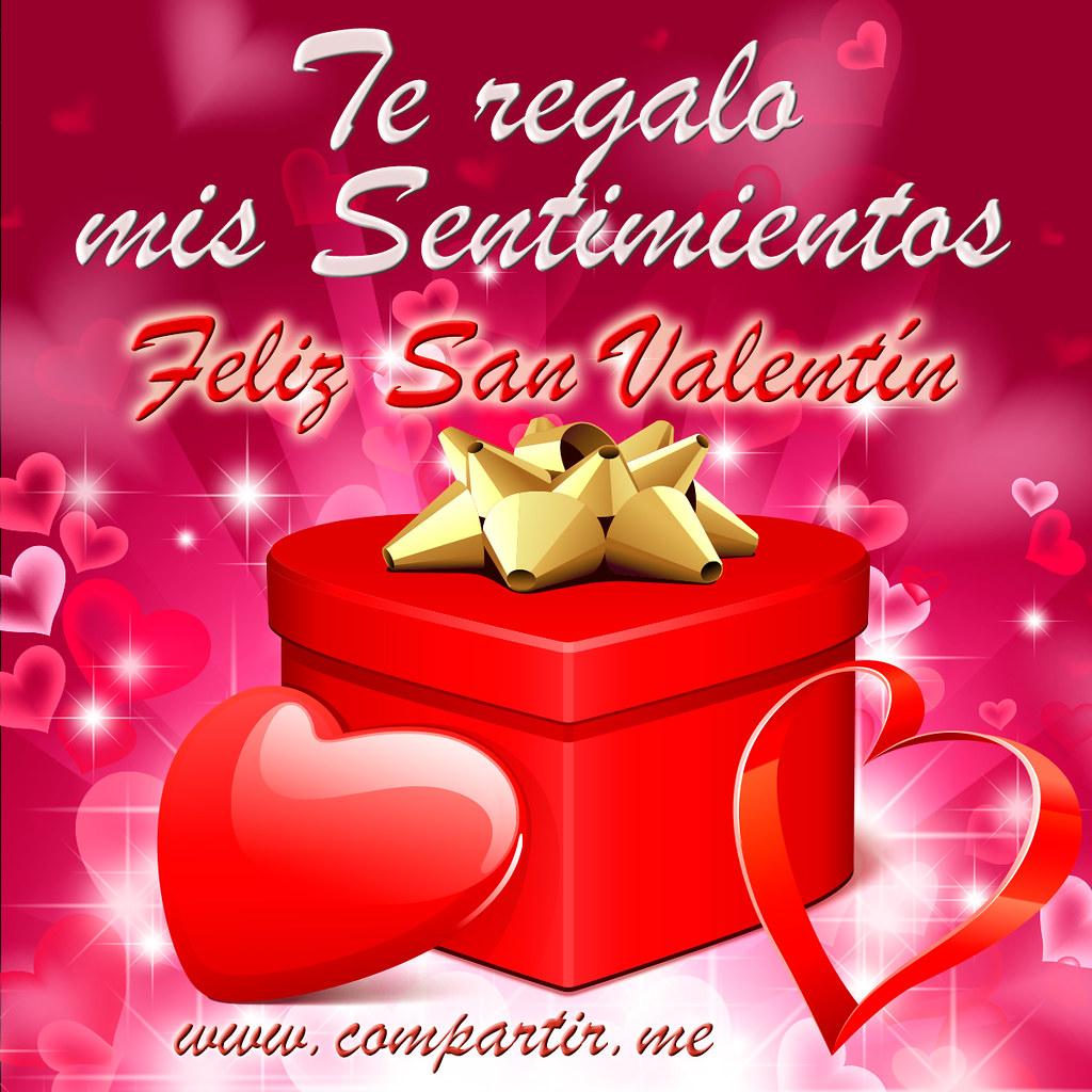 Tarjetas Bonitas Para San Valentín Con Frases Cortas Flickr