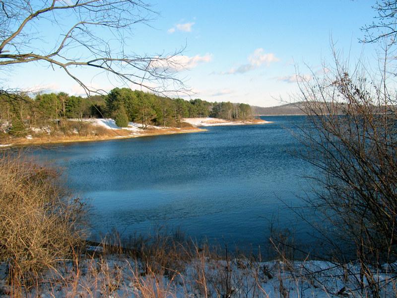 scenic reservoir