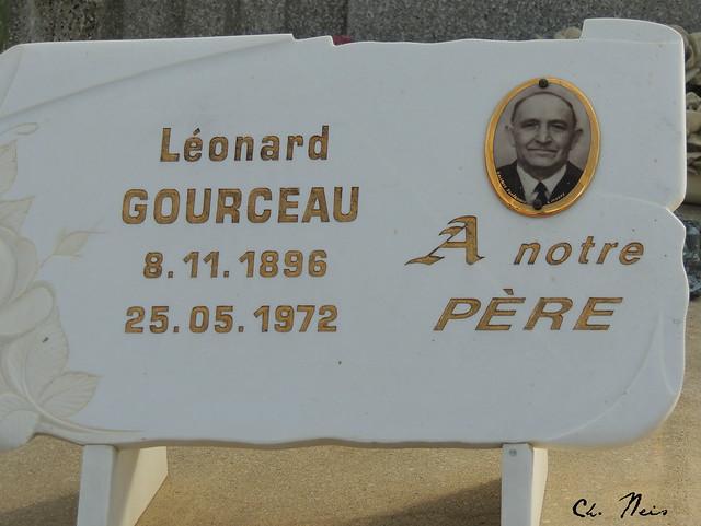 Léonard GOURCEAU