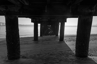Under the dock | by Thomas Grooms