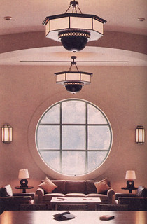 Interior meeting room in Smith Campus Center, which was completed in 1999