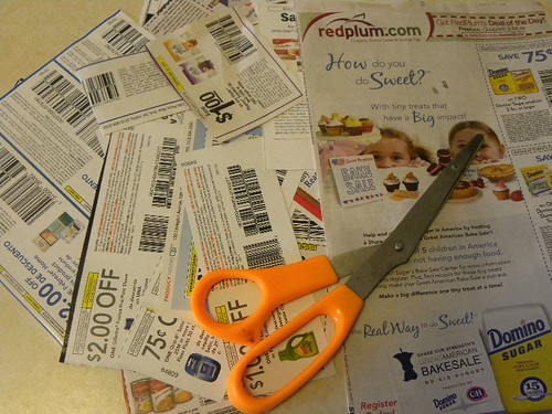 coupons 3   by Hobbies on a Budget